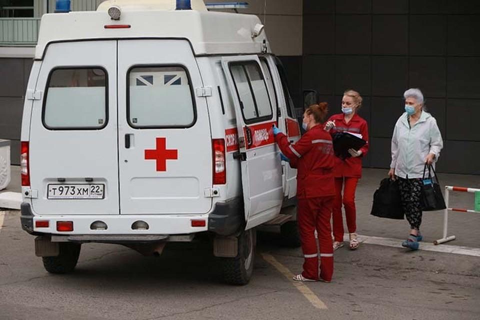 Еще четыре человека, зараженных коронавирусом, скончались на Алтае