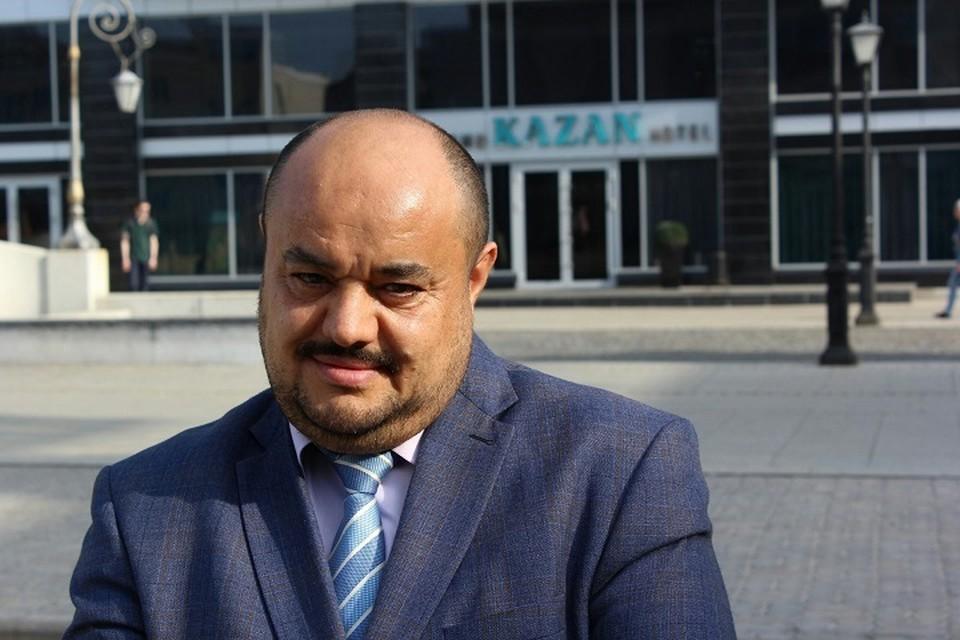 Нассер Гассан Назиму было 50 лет.