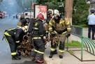 «Горит 150 квадратных метров»: Пожарные спасают ценности из горящего литературного музея имени Горького