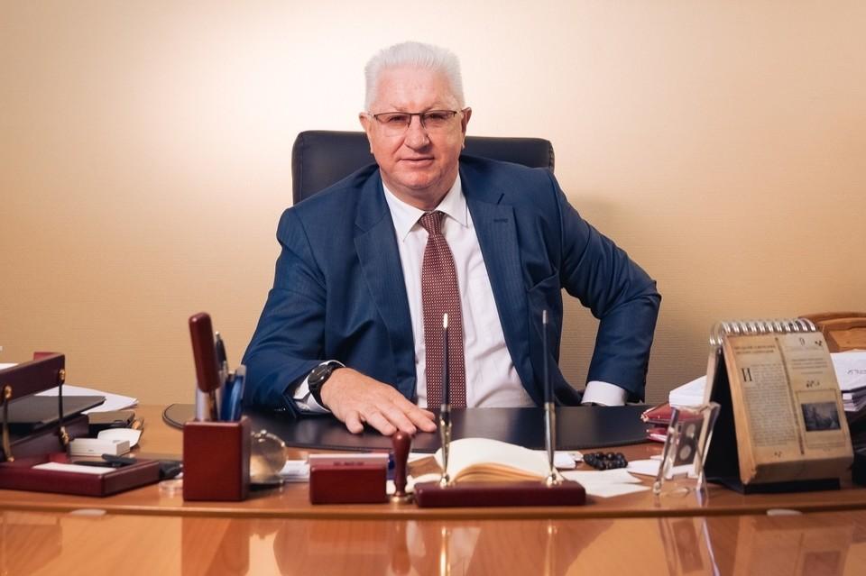 Ректор Астраханского госуниверситета выступил за поправки в Конституцию РФ