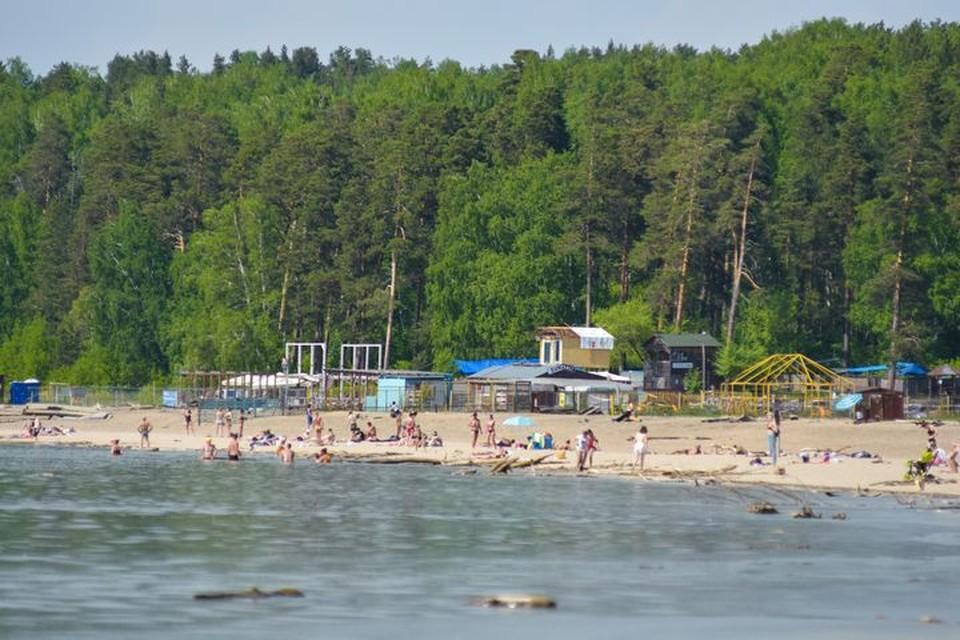 Губернатор Новосибирской области предложил открыть пляжи.