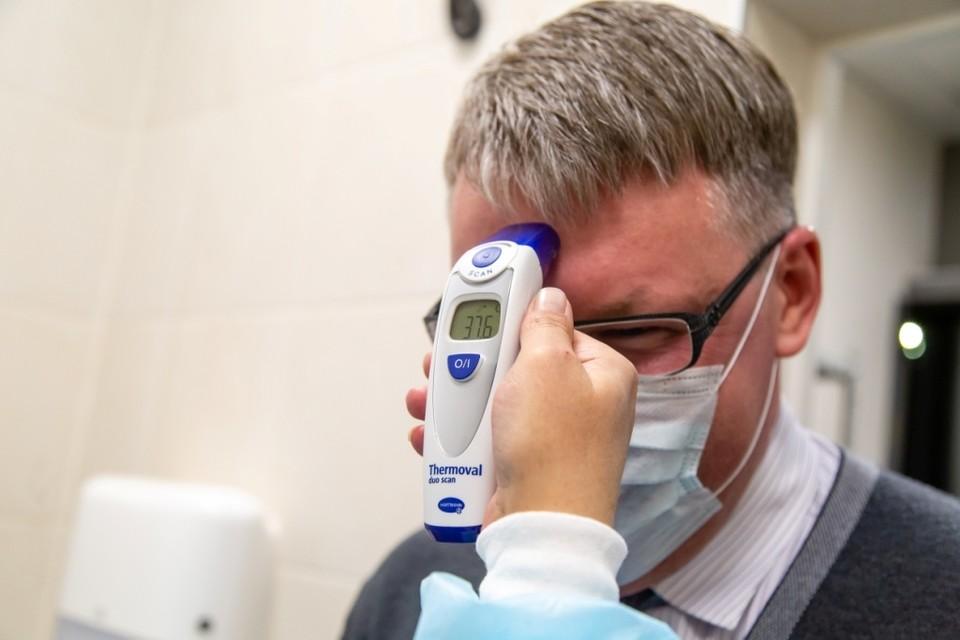 Тестирование на коронавирус прошли более 390 тысяч нижегородцев.