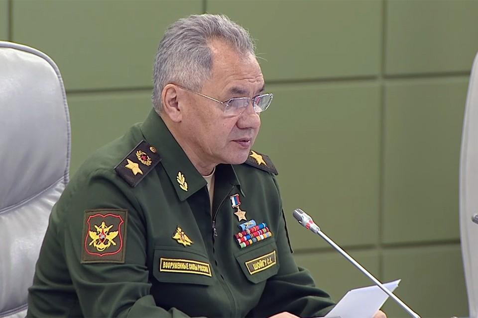 Министр также анонсировал Главный военно-морской парад, который состоится 26 июля в Санкт-Петербурге и Кронштадте
