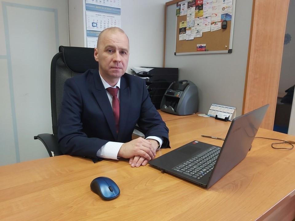 Руководитель Пермского и Ижевского филиалов Федеральной группы компаний «Бизнес-Юрист» Андрей Голдобин