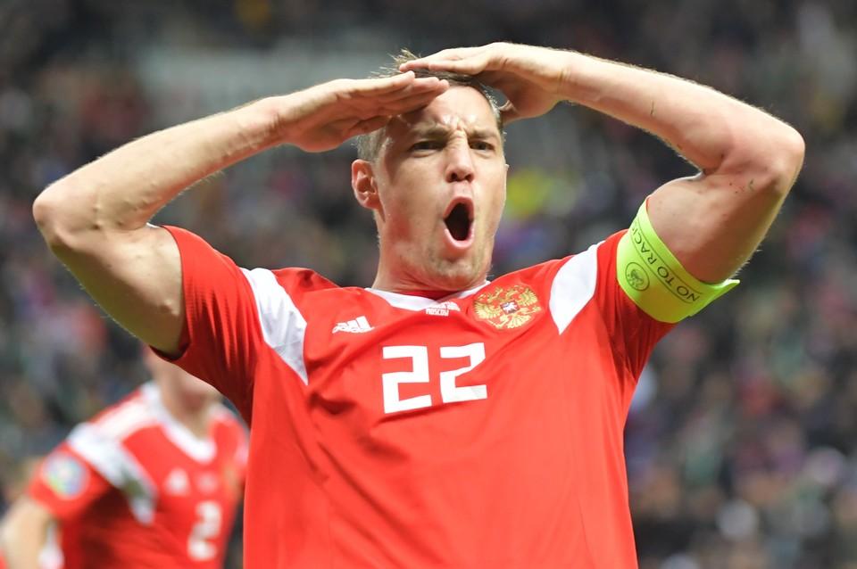 Капитан национальной сборной восхитился делами Саввы Ярыгина