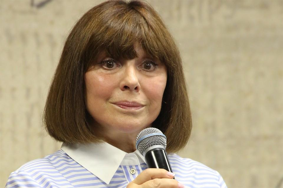 Актриса Наталья Варлей.