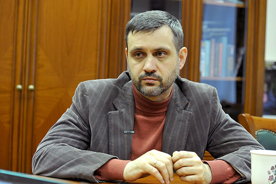 Председатель Синодального отдела по взаимодействиям Церкви с обществом и СМИ Владимир Легойда.