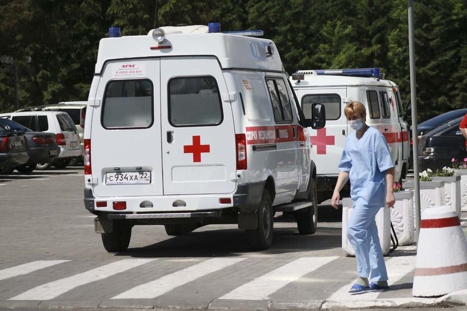 Алтайский край - первый по числу зарегистрированных больных в 2019 году.