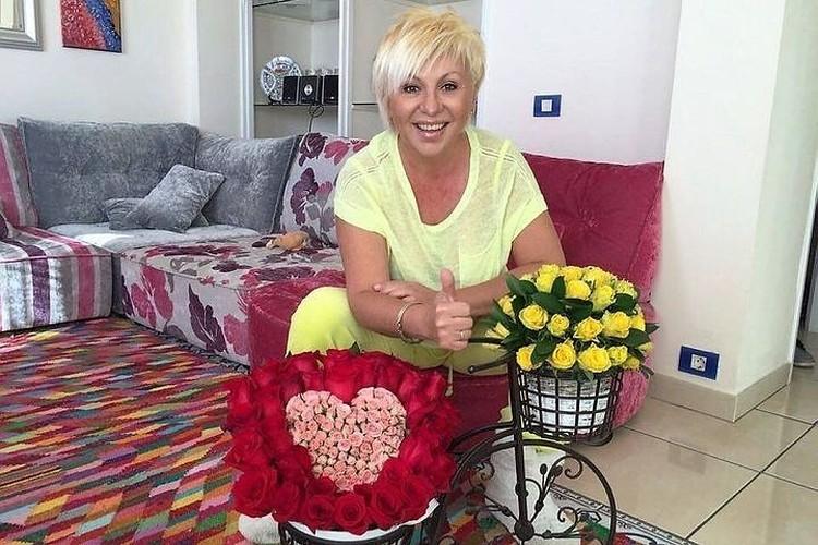 Певица Валентина Легкоступова вышла замуж