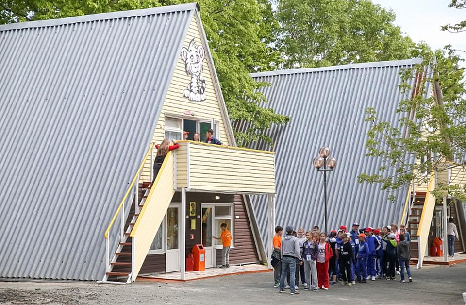Детские лагеря Приморья примут только местных ребят. Фото: сайт правительства Приморского края