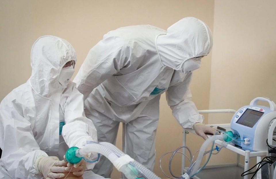 Медики не смогли спасти 7 пациентов с коронавирусом в Пермском крае.