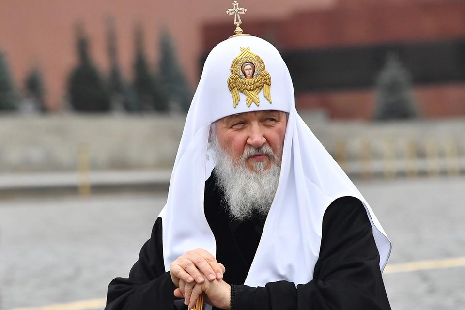 Святейший напомнил, что в отношения Руси и Константинополя проходили разные периоды.