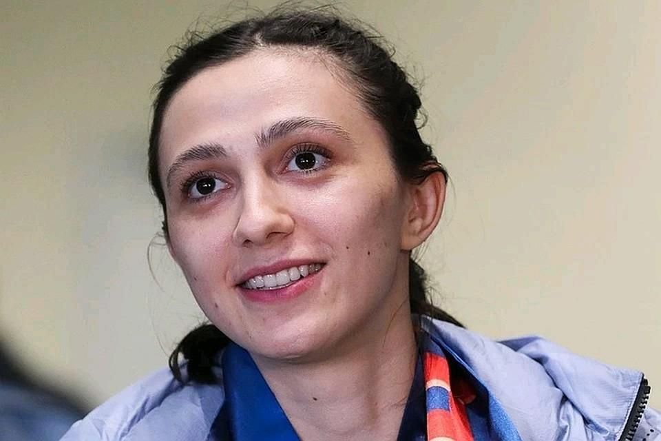 Мария Ласицкене говорила, что задумывается об уходе из сборной. Фото: Владимир Гердо/ТАСС