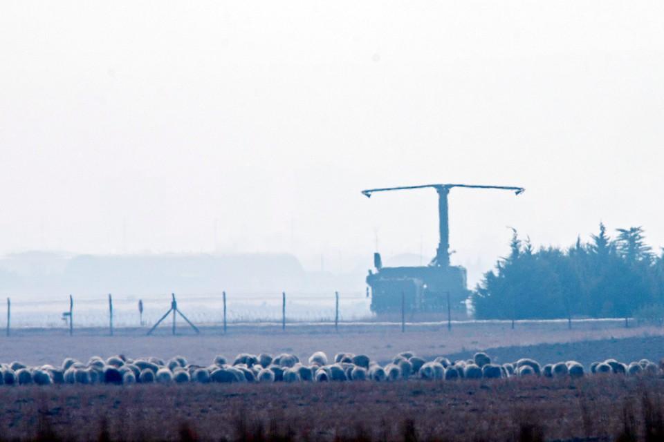 В Турции проводят испытания радаров приобретенных у России систем ПВО С-400