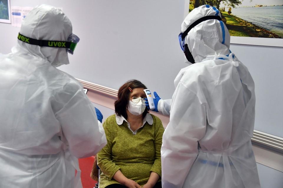 Более 80% выявленных случаев коронавируса за сутки приходятся на Владивосток, Находку и Уссурийск