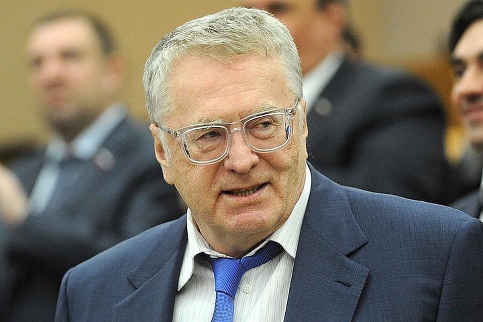 По словам Гордона, Жириновский наговорил такого, что они оба на Украине угодят в тюрьму