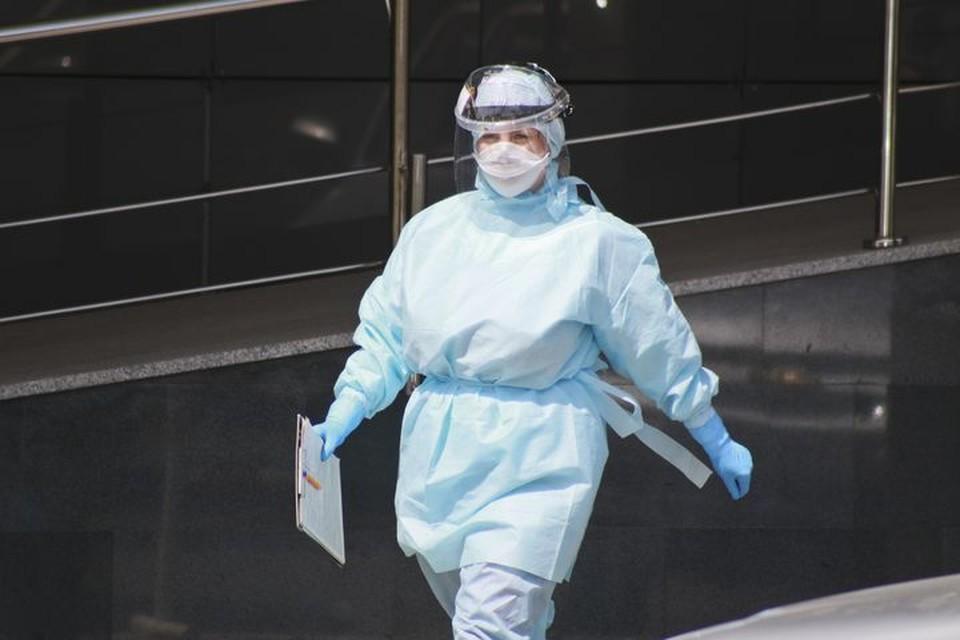 В регионе коронавирусом заболели больше 6 тысяч человек.