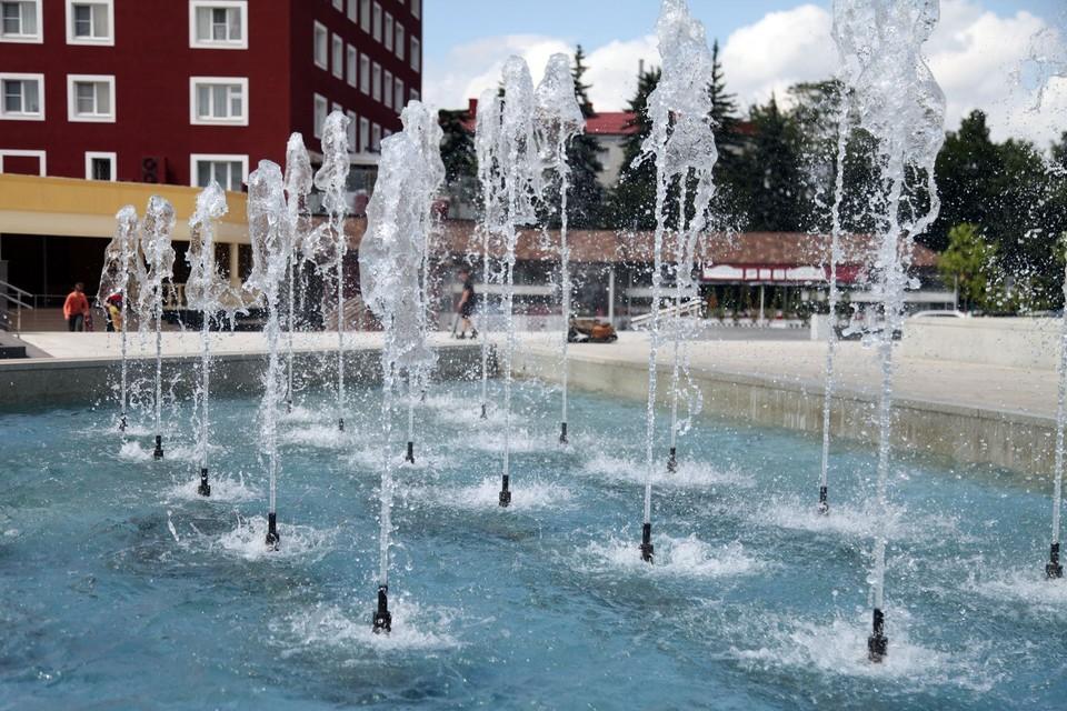 Ставропольский фонтан