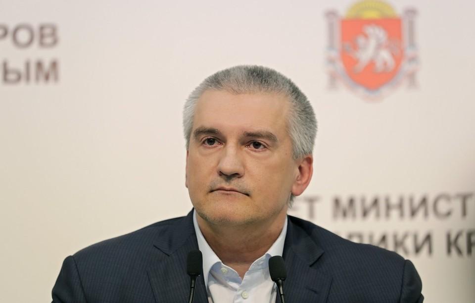 Глава Крыма: в террористической сути госполитики Киева нет сомнений