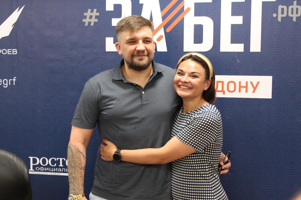 Василий Вакуленко и Ксения Шойгу сотрудничают уже много лет.