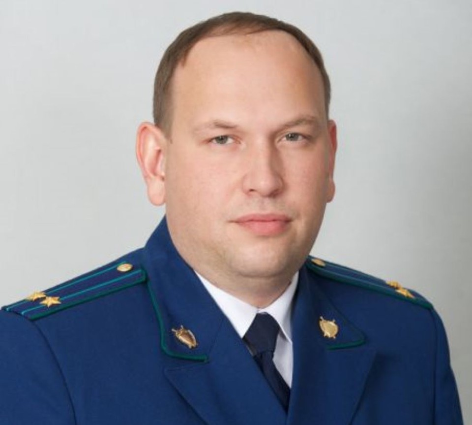 Алексей Шувалов Фото: прокуратура Красноярского края