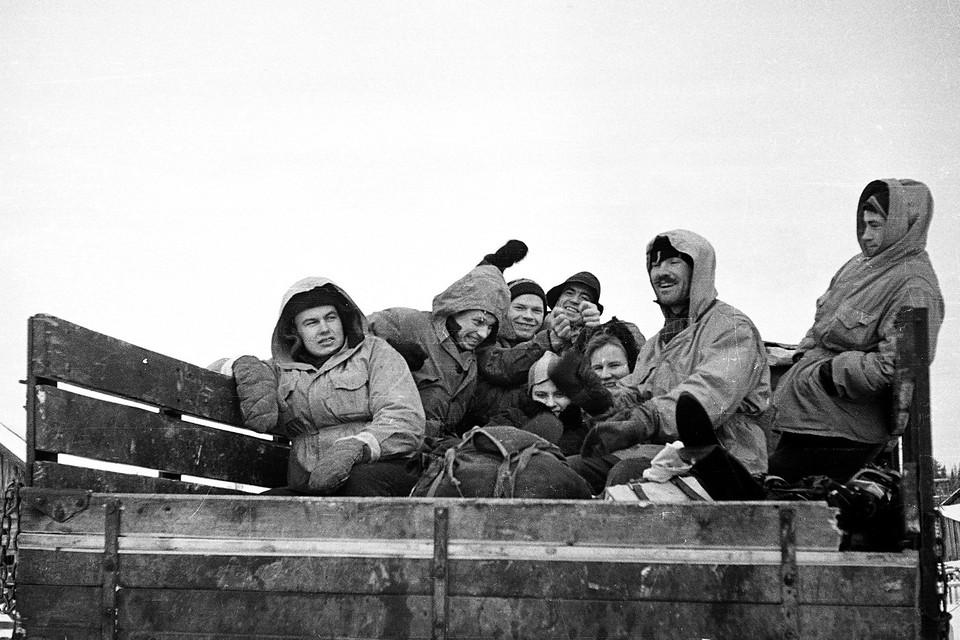 С момента загадочной гибели туристов прошел 61 год. Фото:архив фонда памяти группы Дятлова.