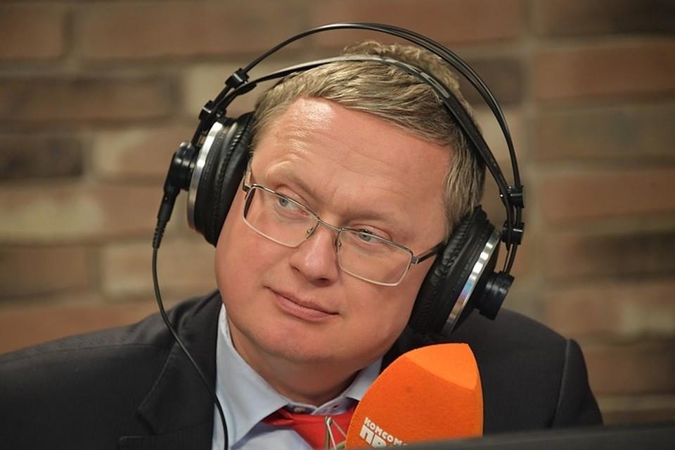 Обозреватель «Радио КП» Михаил Делягин