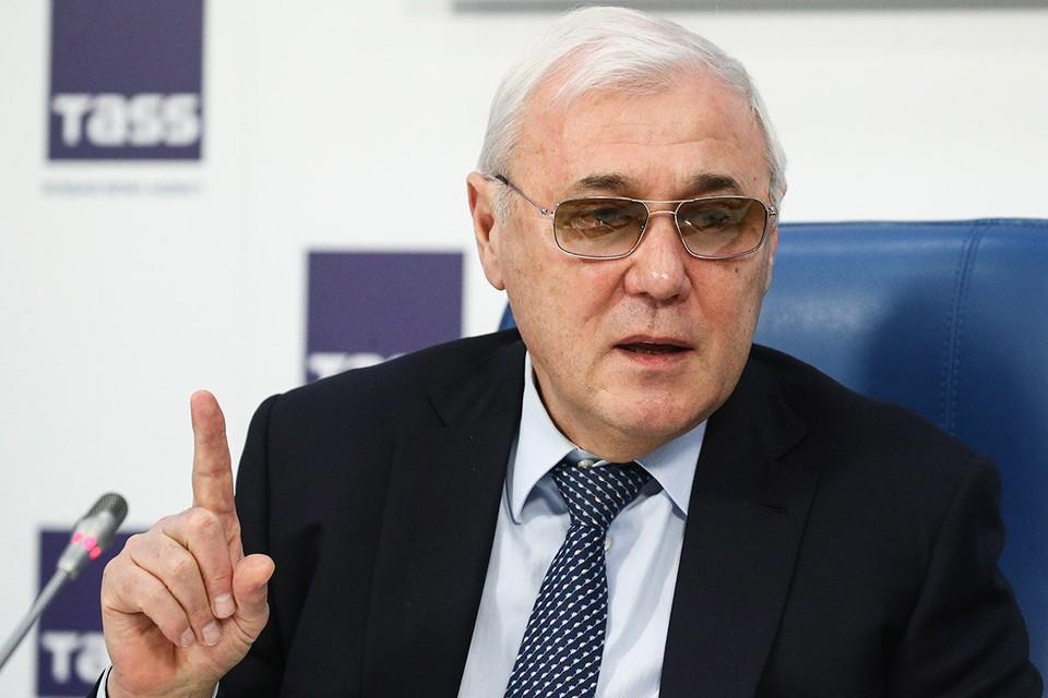 Анатолий Аксаков. Фото: Сергей Бобылев/ТАСС
