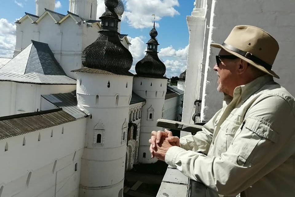 «От былой депрессии нет и следа. Чудо!»: Андрей Макаревич восхитился красотами России