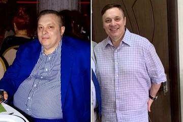 «Так худела Пугачева»: Андрей Разин раскрыл секрет диеты, с помощью которой сбросил 46 кг