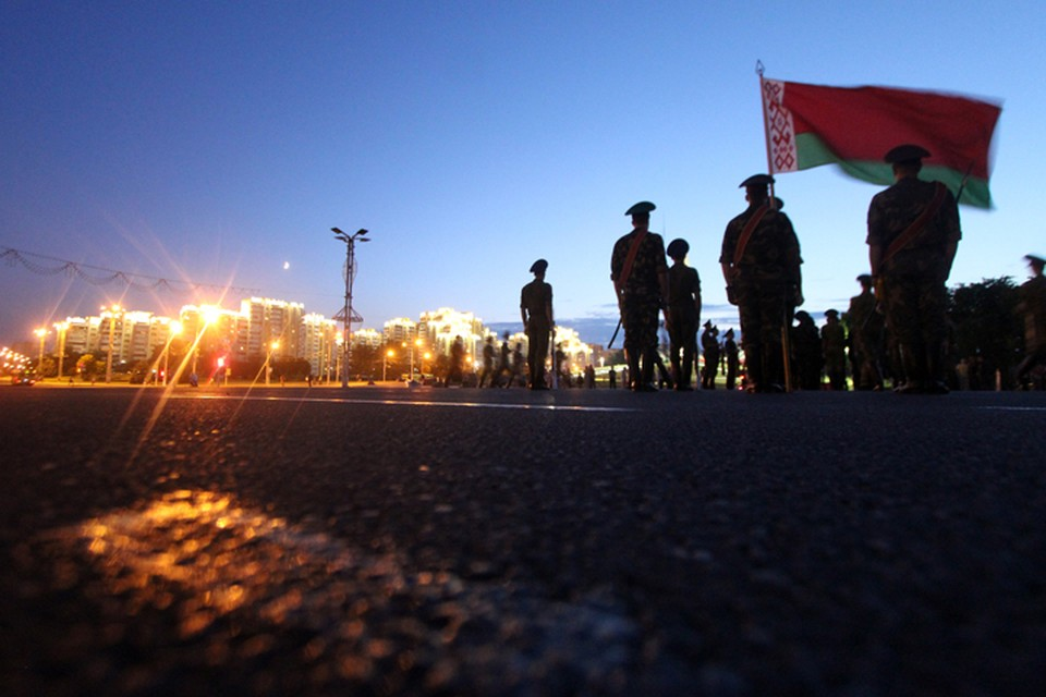 Белоруссия никогда не проводила с НАТО учений. И не собирается.