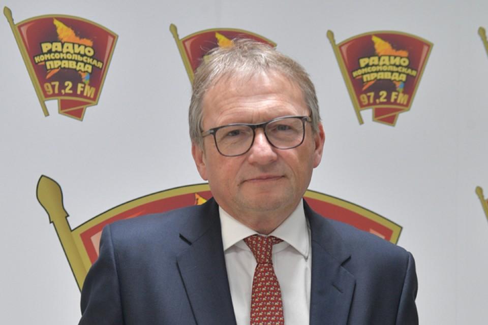Борис Титов проведет презентацию индекса «Административное давления – 2020»