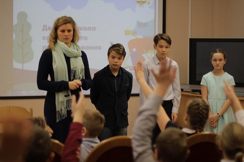 Школьников Югры зовут заняться добрыми делами летом. Фото депобра ХМАО.