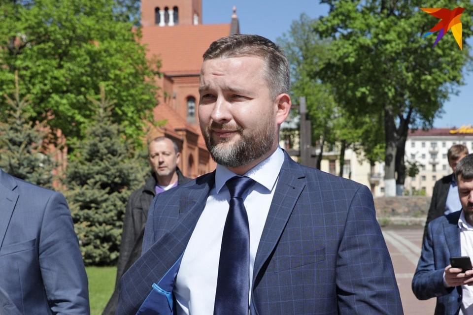Сергей Черечень зарегистрирован кандидатом в президенты