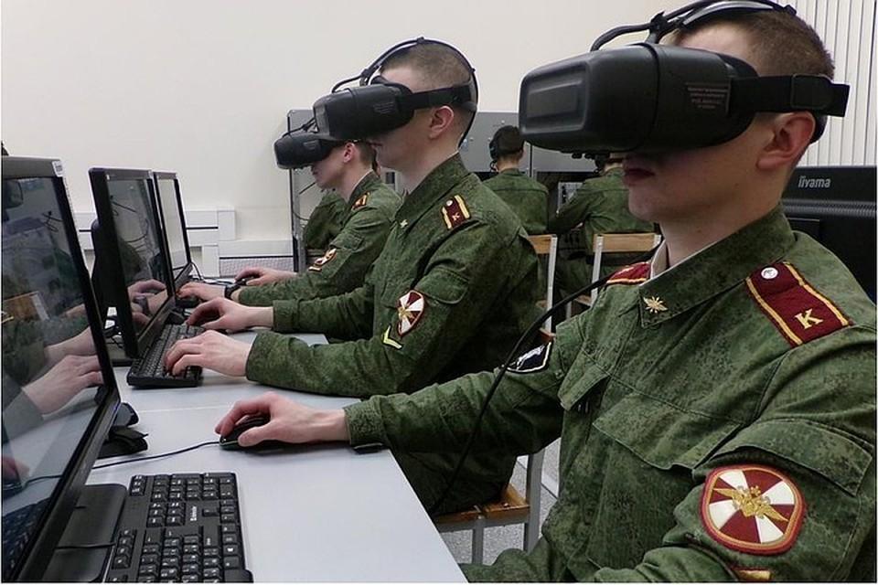 Прибор позволяет получить трехмерное изображение изучаемой техники. Фото: Пресс-служба Росгвардии