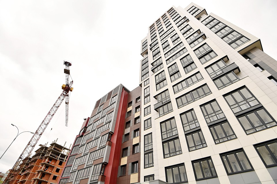 Для реновации в Москве выбрали 22 дополнительные стартовые площадки