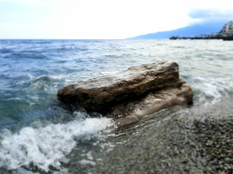Южный берег Крыма основная территория пляжного отдыха