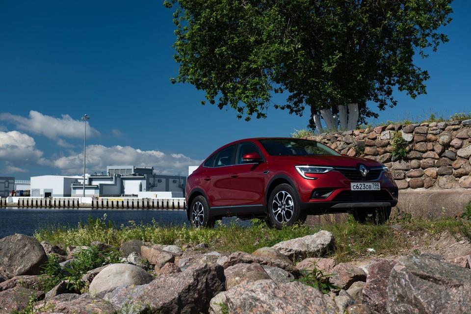 Renault Arkana на длительном тесте