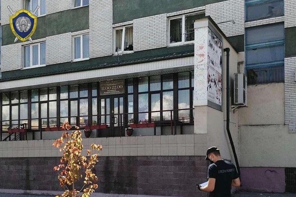 В квартире в Пинске взорвался газ. Фото: СК