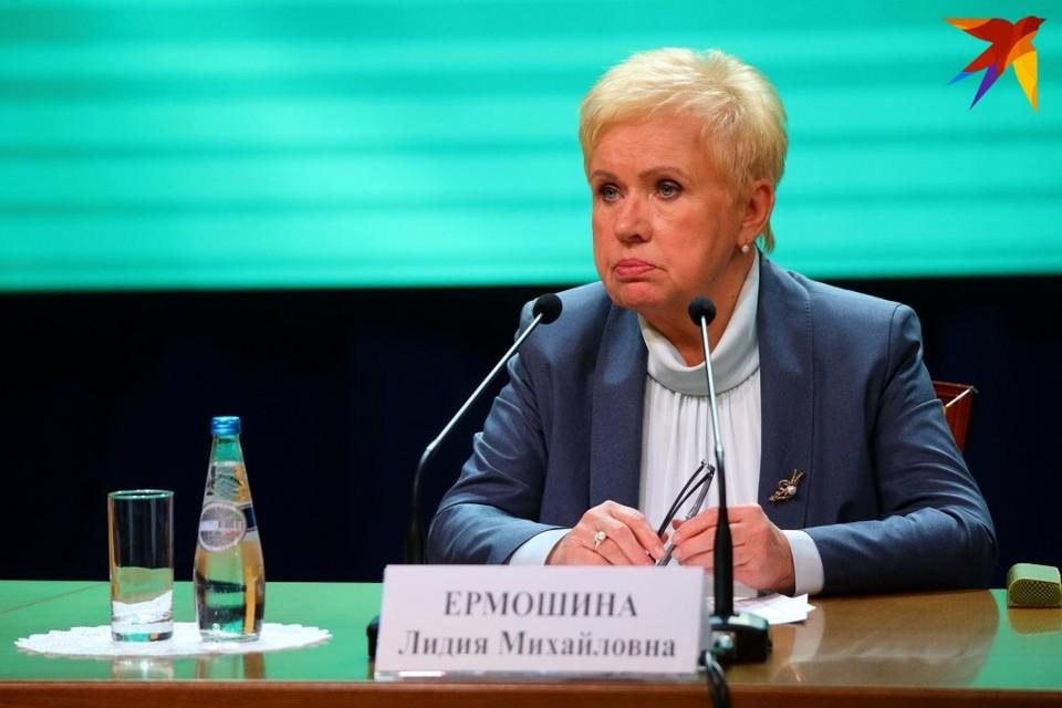 Ермошина заявила, что число жалоб, которые поступили в ЦИК за последние дни, не подлежит подсчету