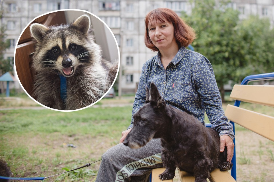 Евгения очень любит животных, забоится не только о своих питомцах, но и помогает приютам.