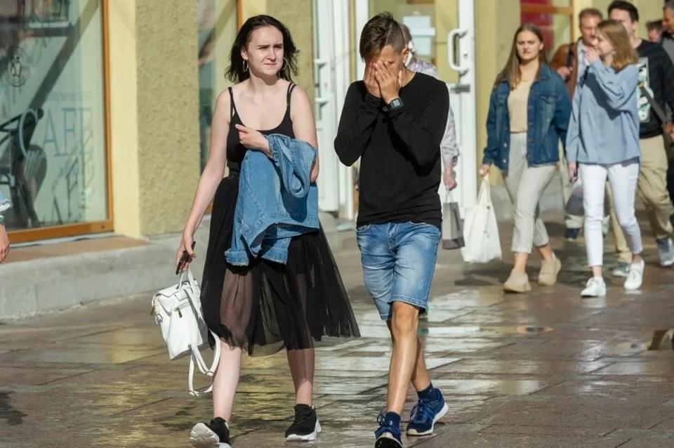 """""""Комсомолка"""" собрала все последние новости о коронавирусе в Санкт-Петербурге на утро 25 июля 2020 года."""