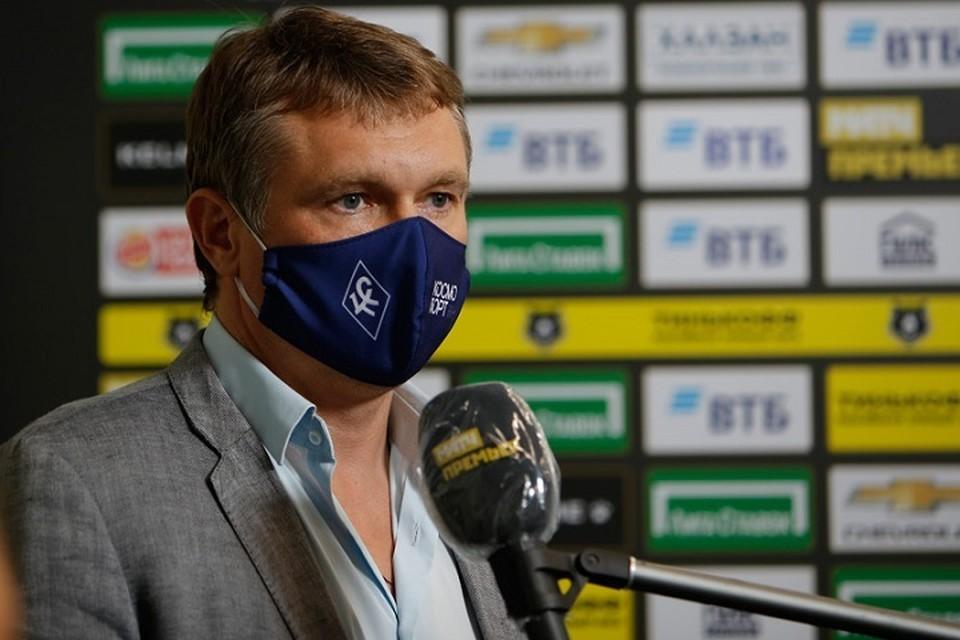 Андрей Талалаев нашел работу в клубе РПЛ