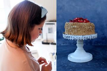 Наполеоновские планы: 12-летняя школьница зарабатывает, продавая свои торты в «Инстаграме»