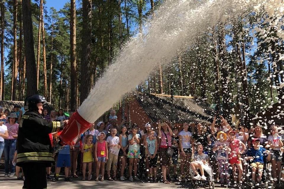С этого дня в Липецкой области начинают работать детские лагеря
