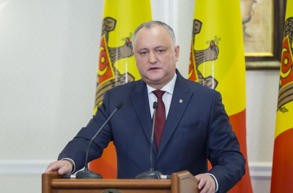 Если в ближайшее воскресенье будут проведены президентские выборы, за Игоря Додона проголосуют 46,1% граждан