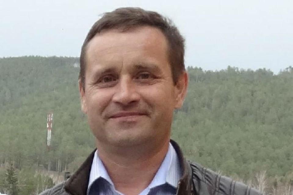 Летчик пропавшего Ан-2 Виталий Мациевский. Фото: предоставлено Зинаидой Мациевской