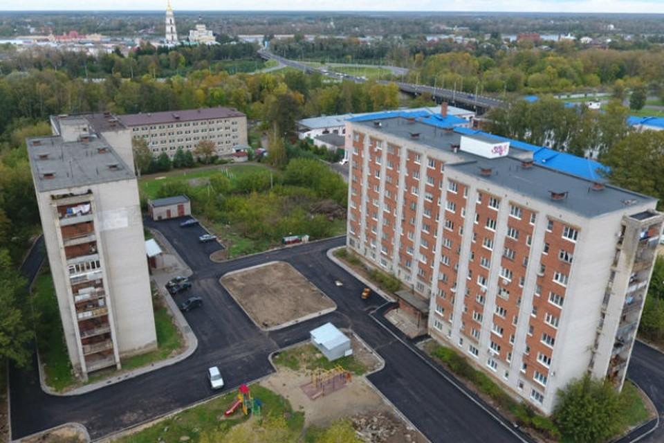 В предварительный список вошли 10 дворов. ФОТО: администрация Рыбинска