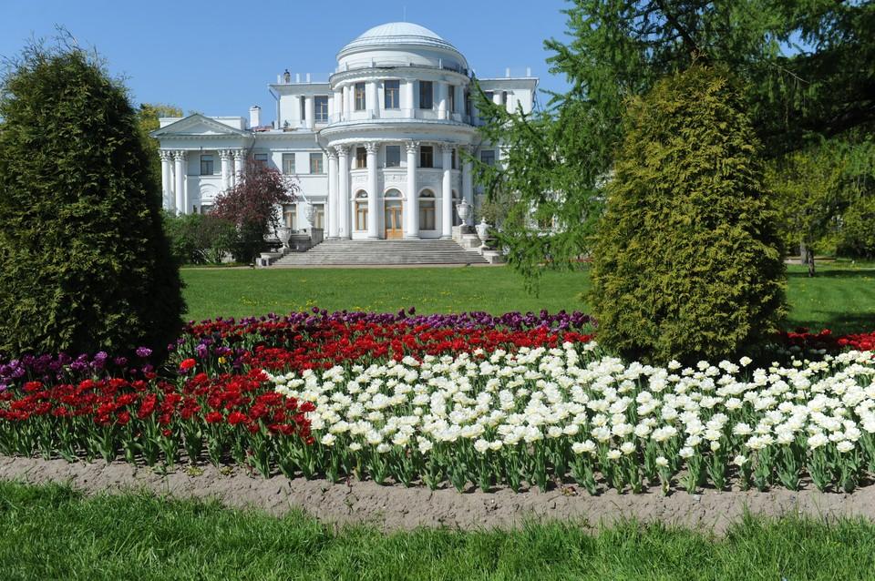 В Ботаническом саду появился специальный абонемент для любителей отдохнуть.