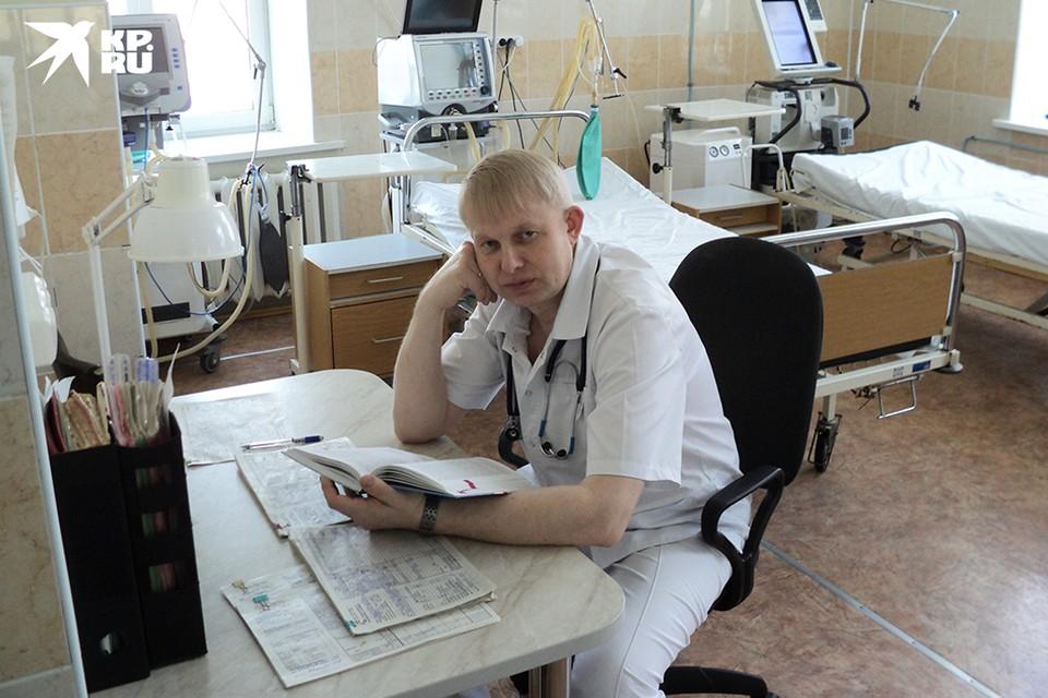 Стаж Олега Анатольевича составляет уже более 30 лет. Фото: предоставлено героем публикации